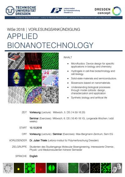 180913_Ankündigung_Thiele_Applied Bionanotechnology